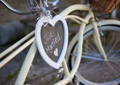 Wedding Bicycle