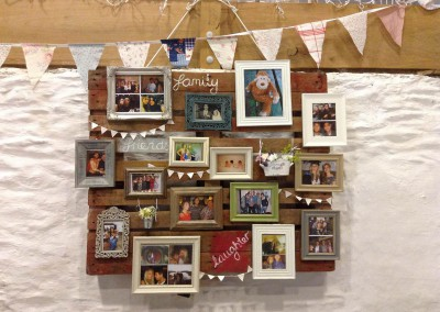 Weddings Fun Picture Wall