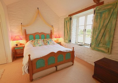 Trenderway Farm is a 5 star luxury B&B in Cornwall