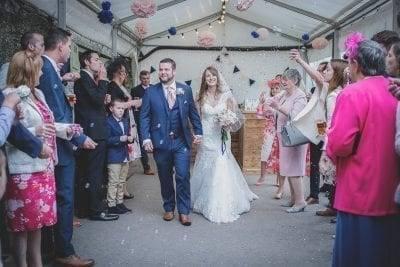 Stephanie Martyn Trenderway farm wedding